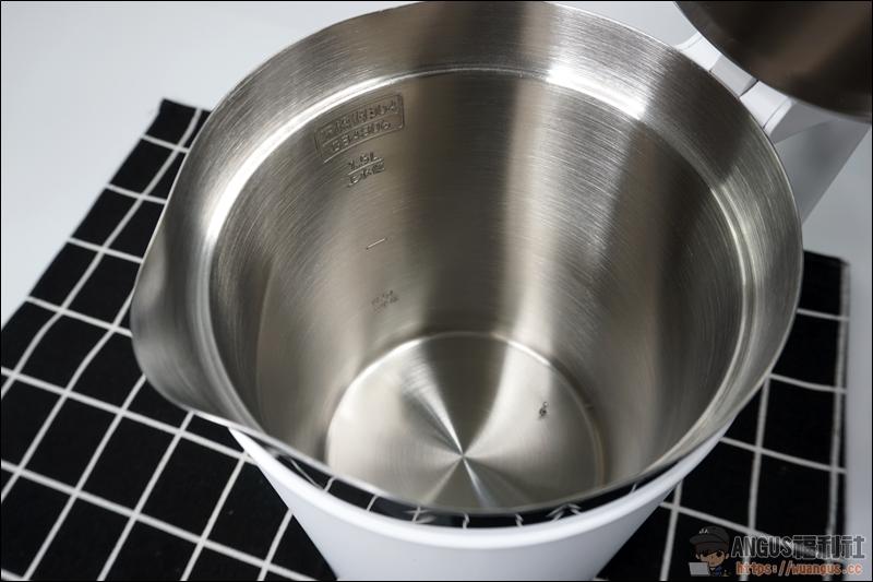 水壺廣口設計
